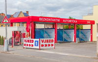 Bezkontaktní automyčka 3 boxy Prostějov
